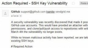 Github, security vulnerability