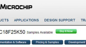 New PIC microcontrollers from Microchip
