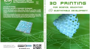 Open book on 3d printing
