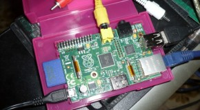 Mediacenter with Raspberry Pi