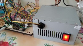 My3dP: power supply
