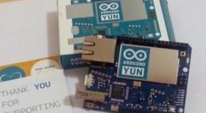 Arduino Yún – unboxing