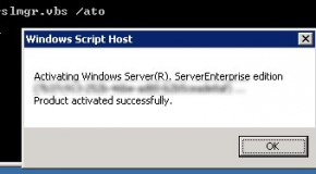 KMS server e clients Windows 8 e Server 2012