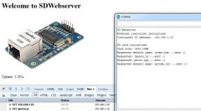 SDWebServer – enc28J60 e Arduino (20)