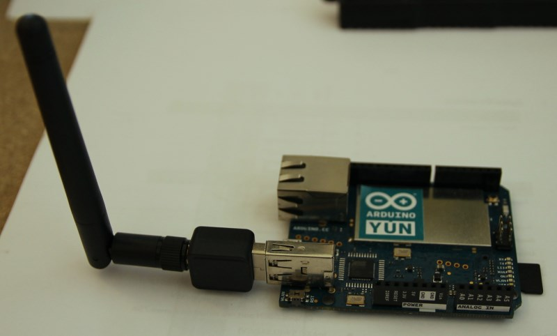 Lucadentella yún usb wifi adapter