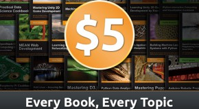 PacktPub – eBooks in offerta