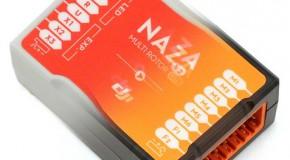 4ld: Naza-M Lite to Naza-M v2