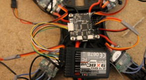 QC250 – La Flight Control Board