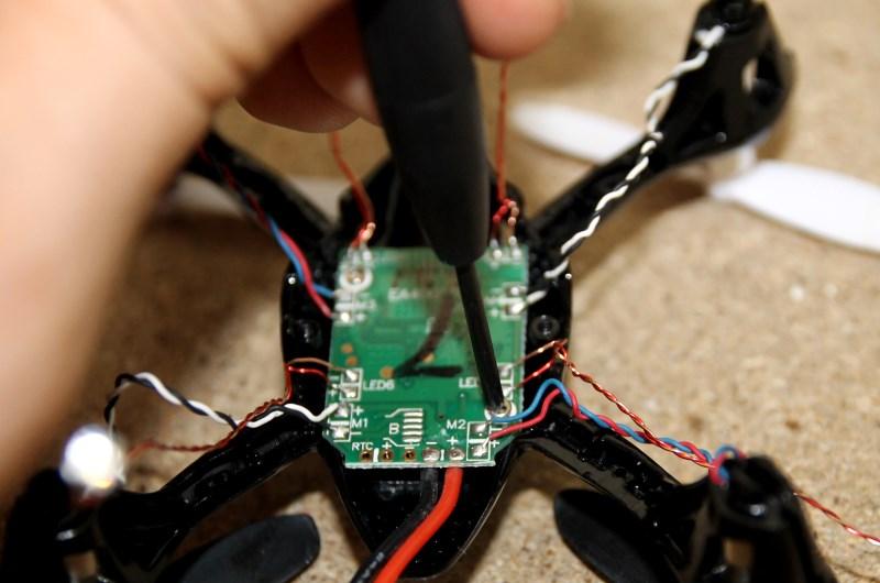 hubsan 4 lucadentella it how to repair an hubsan h107l x4 quadcopter hubsan x4 wiring diagram at gsmx.co