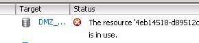 VMware – Impossibile rimovere un datastore