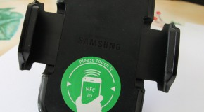 NFC tags and Android smartphones