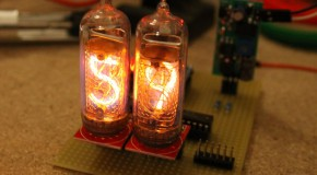 Nixie thermometer – two is better than one!