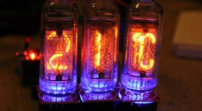 Nixie thermometer – the prototype is complete!