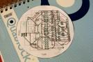 Termometro Nixie – PCB