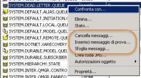 Websphere MQ – Copiare messaggi tra code