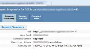 IIS, come effettuare il debug di errori HTTP