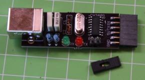 Aggiornamento per la CH340G board