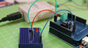 DCC, led accessory decoder