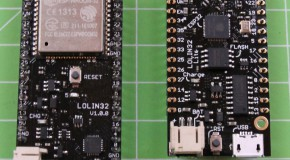 ESP32, the new Wemos Lolin32 LITE