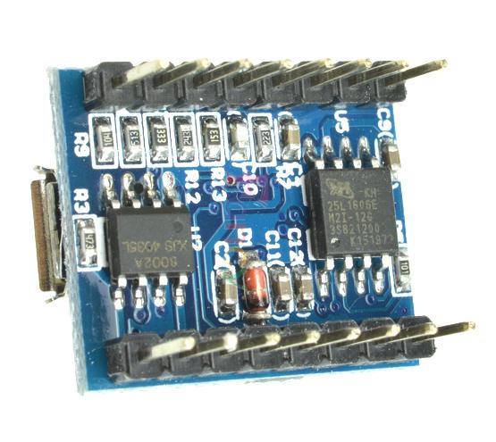 lucadentella it – First look at JQ6500 modules